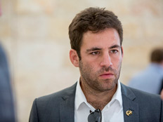 """""""אפס סובלנות להפרות חוק"""". ברקוביץ' (צילום: Yonatan Sindel/Flash90, חדשות)"""
