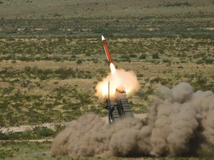 זו המערכת שהפילה את המטוס הסורי. צפו (צילום: AP, חדשות)