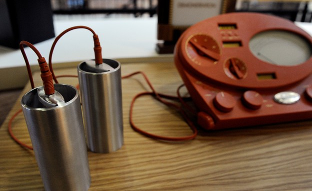 מכשיר סיינטולוגיה (צילום: GettyImages-Andy Cross AFP)