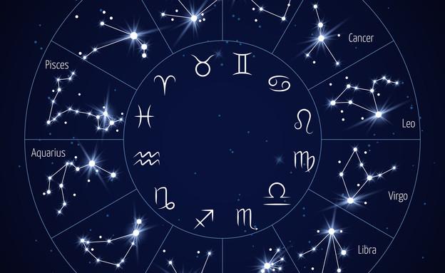 אסטרולוגיה מזלות (צילום: kateafter | Shutterstock.com )