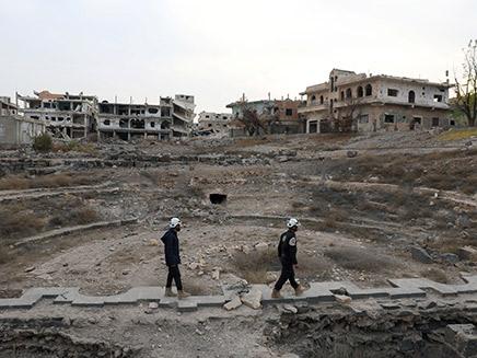 ארגון הקסדות הלבנות בסוריה