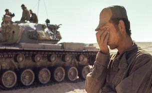 חייל (צילום: Nathan Benn/Corbis via Getty Images)