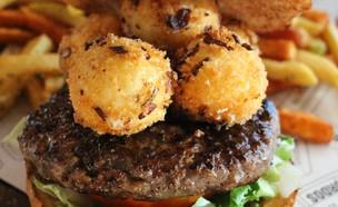 המבורגר פלאפל, גורדוס (צילום: גל קולוג, יחסי ציבור)