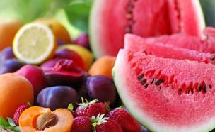פירות קיץ טריים (צילום: shutterstock)