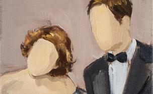 גירושים - ראשית (איור: ציור שמן על בד באדיבות האמן גדעון רובין Gideon Rubin)