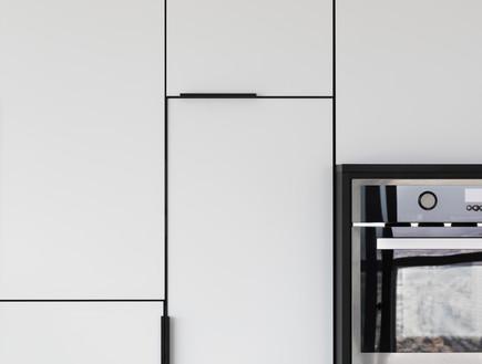 קומה 41, עיצוב הנקין שביט, המטבח