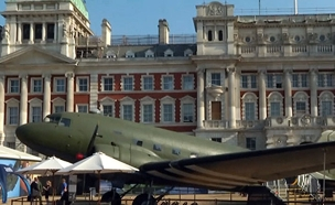 100 שנים לחיל האוויר המלכותי. צפו (צילום: AP, חדשות)