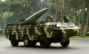 טיל הטוצ'קה (צילום: חדשות)