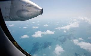חיפושים אחר המטוס המלזי (צילום: רויטרס, חדשות)
