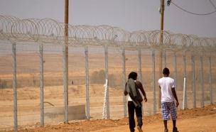 רק 1,300 עזבו מרצון, מתקן חולות (ארכיון) (צילום: דורית יורדן דותן, חדשות)