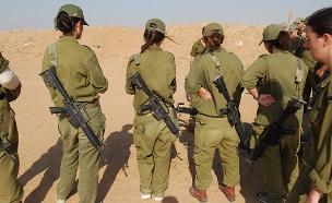 """אלמוז: """"הדרת נשים - פגיעה בפקודות צה""""ל"""" (צילום: גילי יערי / פלאש 90, חדשות)"""