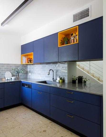 בית בהוד השרון, ג, עיצוב נעם רוזנבלט אלדן, מטבח - 18 (צילום: שירן כרמל)