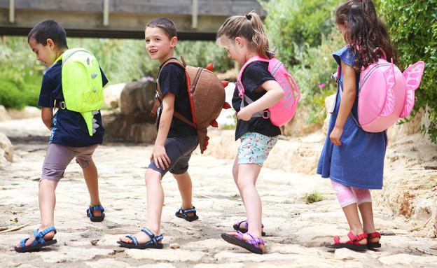 ציוד לטיולים שורש (צילום: ישראל פורלנדר)