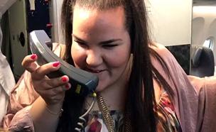משאל טלפוני יציל את האירוויזיון? ארכיון (צילום: ספיר הוד, אל על, חדשות)