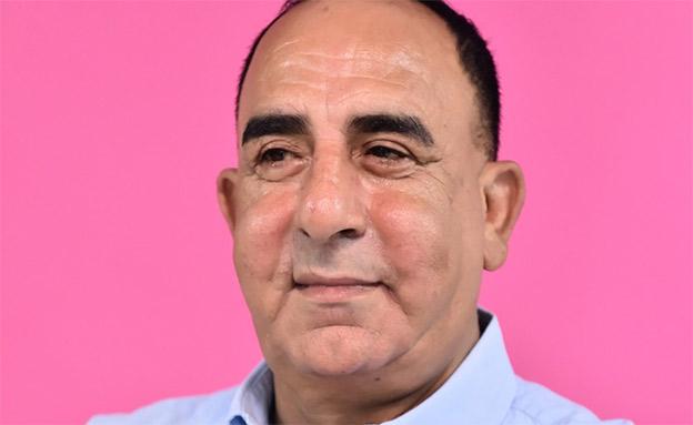 סגן אלוף במילואים חסן הייב (צילום: חדשות)