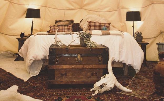 מלונות מיוחדים (צילום: Bookong.com)