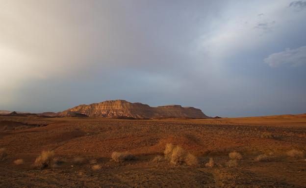 הר ארדון מכתש רמון (צילום: דורון ניסים)