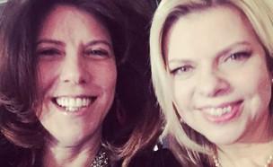 שרה נתניהו, ג'ודי ניר מוזס (צילום: מתוך האינסטגרם של ג'ודי ניר מוזס, instagram)