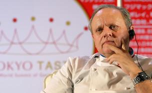 השף הצרפתי ג'ואל רובושון (צילום: Kiyoshi Ota, GettyImages IL)