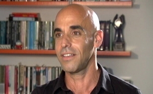 אסף הראל, ארכיון (צילום: חדשות 2)