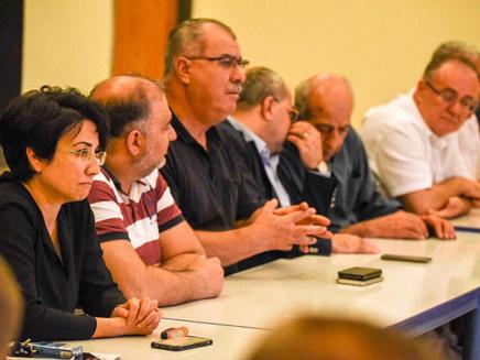ועדת המעקב, ארכיון (צילום: קובי ריכטר/TPS, חדשות)