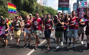 מחאת הנוער הגדולה (צילום: יחסי ציבור)