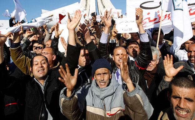 האביב הערבי. מה קורה כיום? (צילום: רויטרס, חדשות)