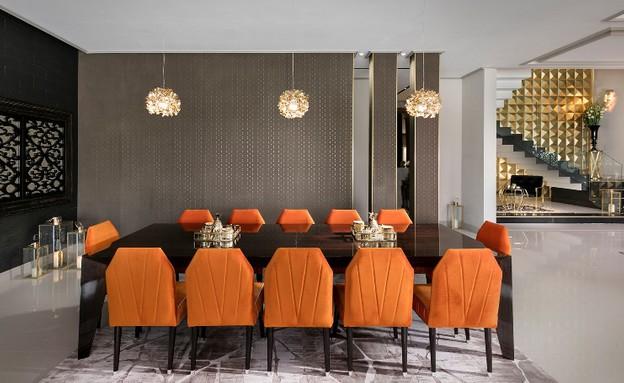 בית בשרון, עיצוב אריאלה עזריה ברקוביץ - 3 (צילום: אלעד גונן)