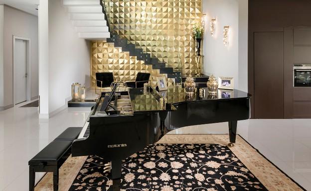 בית בשרון, עיצוב אריאלה עזריה ברקוביץ - 6 (צילום: אלעד גונן)