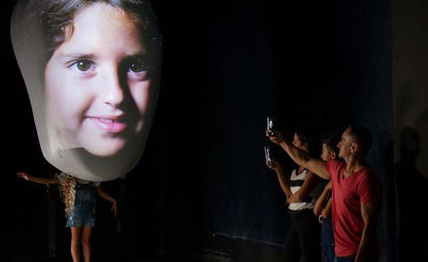 מדעטק תערוכת דיגיטלי (צילום: איל אמיר)