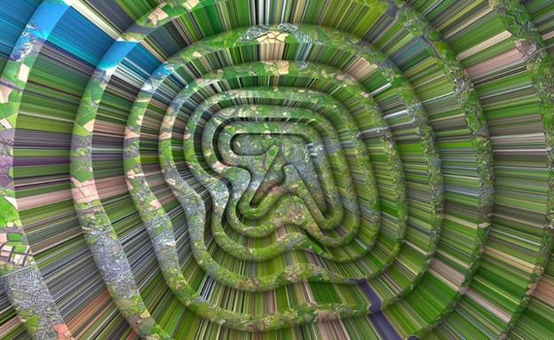 Aphex Twin - T69 Collapse (צילום: מתוך עמוד היוטיוב של Aphex Twin)