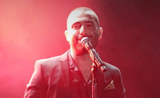 עומר אדם (צילום: אלדד אלוני)