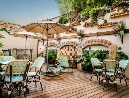 מלון הבית העותמאני (צילום: מתוך האתר 2)