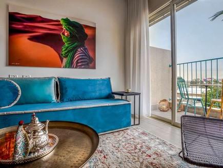 מלון הבית העותמאני (צילום: מתוך האתר)