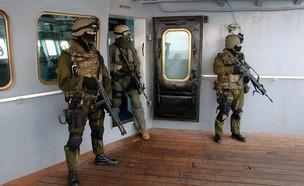 קומנדו ימי ספרד (צילום: US Armed Forces)