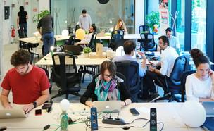 עובדים במשרד (צילום: MikeDotta / Shutterstock)