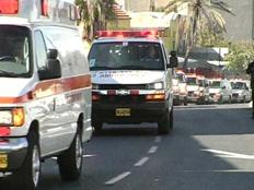 הרוגה וארבעה פצועים בתאונה בכביש 6 (צילום: חדשות 2)