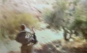 """תיעוד: עימות בין חיילי צה""""ל לפעילי שמאל (צילום: בצלם, חדשות)"""