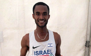 השיאן הישראלי, מארו טפרי (צילום: איגוד האתלטיקה, חדשות)