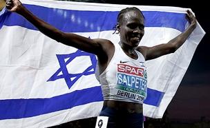 האישה הראשונה שזוכה בתואר (צילום: AP / מיכאל סון, חדשות)