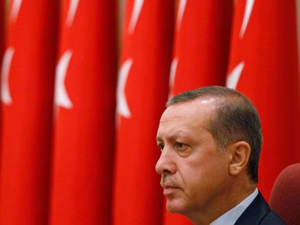 רג'פ טאיפ ארדואן - נשיא טורקיה (צילום: רויטרס, חדשות)