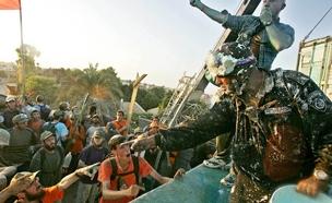 צפו: זה העתיד שחזו לרצועת עזה - ולישראל (צילום: רויטרס, חדשות)