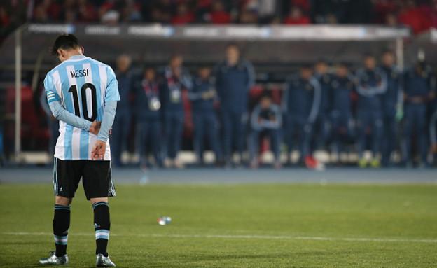 ליונל מסי (צילום: Raul Sifuentes/LatinContent/Getty Images)