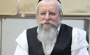 הרב פירר (צילום: הינדי לדרמן)