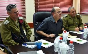 הריאיון המלא - בשישי (צילום: אריאל חרמוני,משרד הביטחון, חדשות)