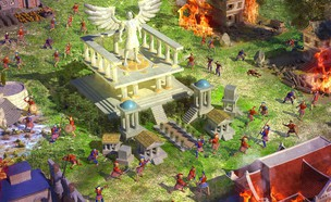 Game of War (הדמיה: Machine Zone, מתוך אתר המשחק)