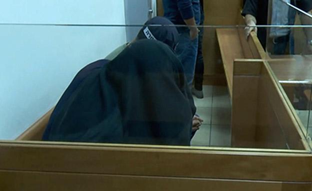 משה יוסף בהארכת מעצרו, ארכיון (צילום: החדשות)