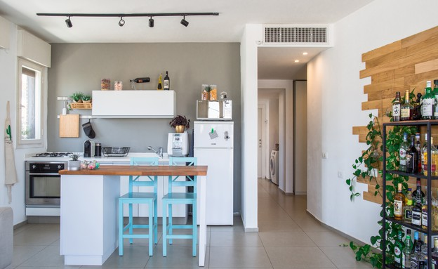 דירה בפלורנטין, עיצוב ליאת אליאב (20) (צילום: דנה סטמפלר עשהאל)