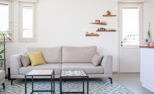 דירה בפלורנטין, עיצוב ליאת אליאב (21) (צילום: דנה סטמפלר עשהאל)