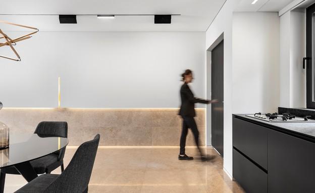 דירה בממילא, עיצוב סטודיו חזק (9) (צילום: עודד סמדר)